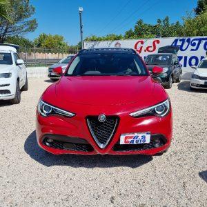 ALFA ROMEO STELVIO 2.2TD 210CV AT8 Q4 EXECUTIV