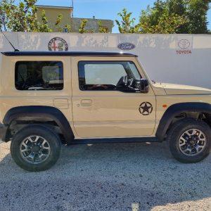 SUZUKI JIMNY 1.5 102CV 4WD ALLGRIP-AUTOVETTURA-2020