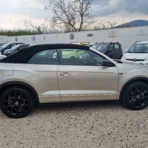 Volkswagen t-roc cabriolet 1.5 tsi r-line dsg-km0-2021
